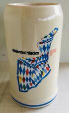 Octoberfest München 1993 Rastal bier stein becher 1L design by Günter Willgers