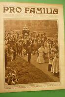 Pro Familia 1927 Party S.Uberto Castle Stupinigi + Top Vioz Countries Cogolo And