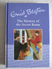 Enid Blyton  The Mystery of the Secret Room Dean Edition 2004