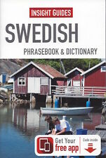 Insight Guides Swedish Phrase Book *IN STOCK IN MELBOURNE - NEW*