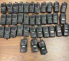Vertex Standard Vx-180V Vx-180 Vhf 36 portable radios with chargers plus extras