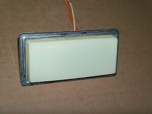 Chevrolet S-10 GMC S-15 Truck Dome Light Assembly - 73-99