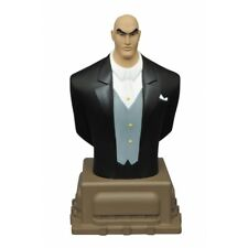 DC Comics Feb162459 Superman Animated Series Lex Luther Resin Bust Action Figure