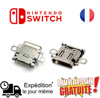 Connecteur de charge alimentation Nintendo SWITCH NS USB type-C prise port USB-C