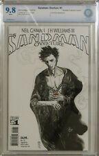 Sandman: Overture #1 - J.H. Williams Retailer Variant Cover - CBCS 9.8 (NOT CGC)