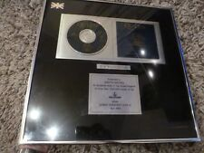 QUEEN, Freddie Mercury, Brian May, Roger Taylor RARE PARLOPHONE AWARD for G.H. 2