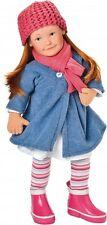 "Käthe Kruse Puppe Lolle "" Herbst Ella "", 54 cm, lange rote Haare"