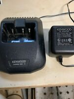KENWOOD KSC-15 split intelligent charger TK-3107/TK-2107 /TK-378/TK-278 T7364 YS