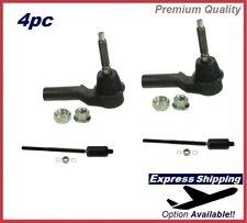 Premium Tie Rod End SET Inner Outer For FORD MERCURY Kit ES3461 EV421