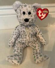 Ty Beanie Baby The Beginning Bear 2000 ***Retired***Rare***