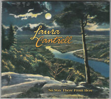 Laura Cantrell ‎- No Way There From Here -F. Sealed NEW CD Free 1st Class UK P&P