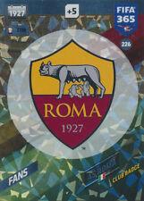 Fifa 365 Cards 2018 - 226 - AS Roma Badge - AS Roma - Fans