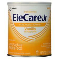Elecare Jr Vanilla - 6 sealed cans, FREE SHIPPING! (exp 2/1/19)