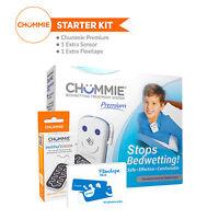 Chummie Premium Bedwetting Alarm Starter Kit (Alarm+ Extra Sensor + Extra Tape)