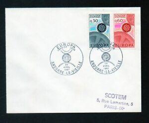 PJ-A 7 - Andorre la Vieille Pj Europa 29 avril 1967