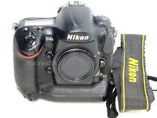 Nikon D4S FULL FRAME FX Digital SLR Camera Body | Full 1080p HD | Shutter 115K