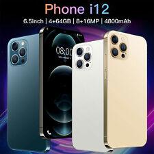 i12 Pro Max  Andriod SmartPhone 6.5 inch 1GB RAM + 5GB ROM  NOT APPLE