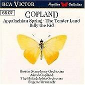 Copland: Appalachian Spring; The Tender Land; Billy the Kid (1988) Free P&P