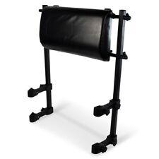 Koala Products Universal Fishing Tackle Seat Box Padded Lumbar Support Back Rest