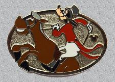 DISNEY Hidden Mickey Pin - Sport Goofy Horseback Riding - WDW 2013 Series