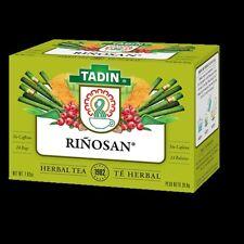 TADIN RINOSAN HERBAL TEA 24 BAGS/ 3 BOXES - TE RINOSAN