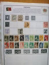 Portugal  1870-1924  Stamps