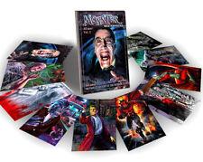 Vol 2 MONSTER MASTERPIECES horror movie art history trading cards Scott Jackson