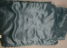 """Company Store Percale Poodle Bedskirt Twin Slate 14"""" Drop Nwd 681S Gp61"""