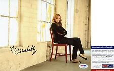 Elizabeth Henstridge Signed 8x10 Agents of S.H.I.E.L.D. Fitz-Simmons PSA/DNA