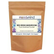 RED REISHI Mushroom Powder  - 16 oz /  448g