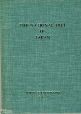 The national diet of Japan Das Nationalparlament von Japan 1987