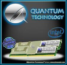 8GB 2X 4GB RAM MEMORY FOR INTEL S5000PSL S5000PSLR S5000PSLROMBR S5000PSLSASR