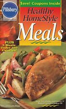 HEALTHY HOMESTYLE MEALS PILLSBURY COOKBOOK FEBRUARY 2002 #252 STEAK NEAPOLITAN