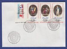 Ad 53 * envelope 1989 anniversary of the revolution (no 2576)