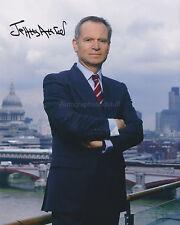 Jeffery Archer Hand Signed 8x10 Photo, Autograph, Politician, Author