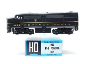 HO Scale Train Miniature 1001 PRR Pennsylvania Railroad FA-1 Diesel #9603