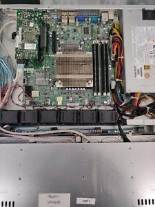 Supermicro 813MTQ-350CB | E3-1230v2 | 32 GB RAM | 4 x 3 TB HDD | X9SCM-F