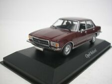 Opel Rekord D 1975 Dark Red 1/43 maxichamps 940044000 New