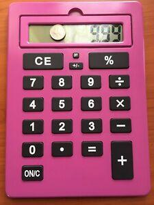 Rubber Calculator-Home Schooling in Blue Lommeregner Calculator Tiger