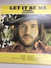 Let It Be Me Andre Gagnon ES90034 33RPM Columbia Records 030617RR