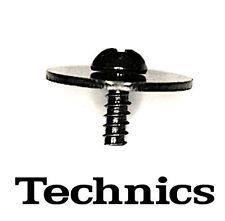 1x Technics SL-1210 SL-1200mk2 Short Base Screw With Big Flange part SFXG122-02A