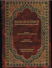 Imam Bukhari's Book of Muslim Morals & Manners English Tran of Al Adab Al Mufrad