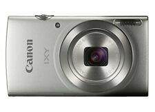 Canon Digital Camera IXY 180 Silver Optics 8x Zoom IXY 180SL