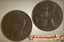 GB. - George VI Penny 1950  .....  VF