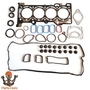 2015-2018 FORD 2.0 TURBOCHARGED EDGE ESCAPE FUSION LINCOLN MKC MKZ GASKET KIT