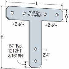 1616HT Heavy Strap Tie (Box of 4pcs)