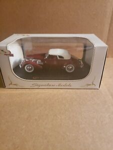 Signature Models 1937 Cord 812 Supercharged 1:32 Brand New