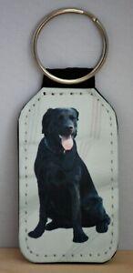 No 2 Labrador Key Ring By Starprint