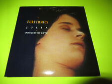"EURYTHMICS - JULIA 7"" 45 UK PICTURE SLEEVE"