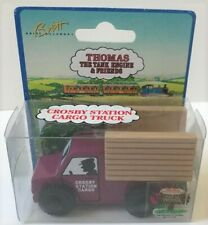 Thomas & Friends Wooden Crosby Station Cargo Truck Learning Curve 99057 rare new